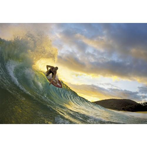 PUZZLE 500 PZS SURF (340 X 480 MM)