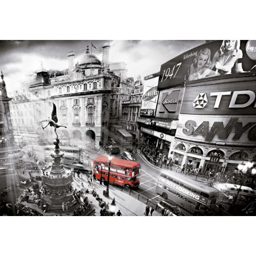 PUZZLE 1000 pzas. PICCADILLY CIRCUS
