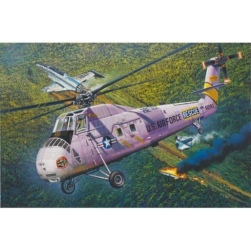 SIKORSKY HH-34 J CHOCTAW 1/48 - MRC 64104