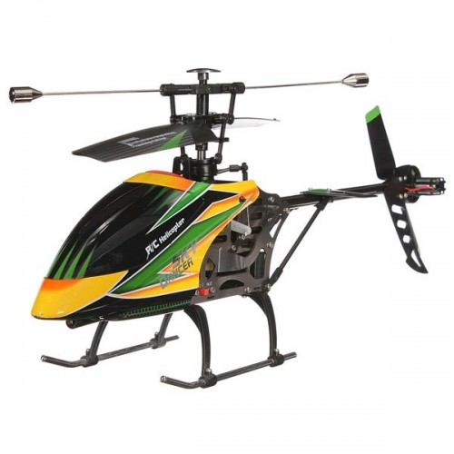 HELICOPTERO HOVER / SKYDANCER (2,4 GHz) 4 CANALES (Longitud 520 mm) - WL Toys V912