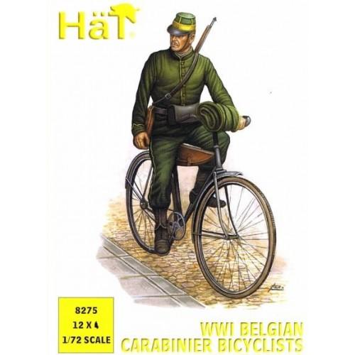 1ª Guerra Mundial: CICLISTAS CARABINEROS BELGAS