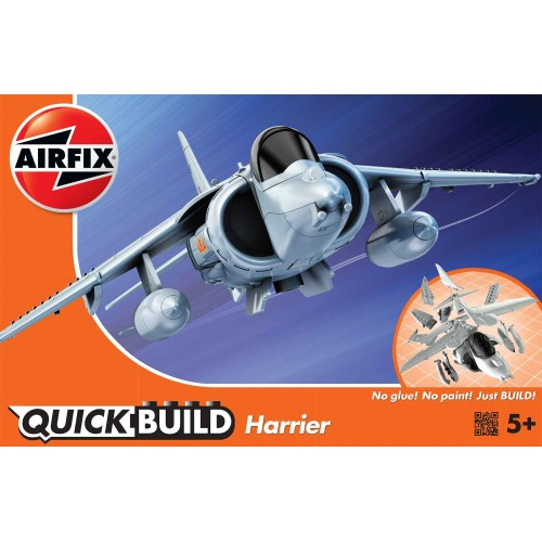 QUICKBUILD: HARRIER Airfix J6009