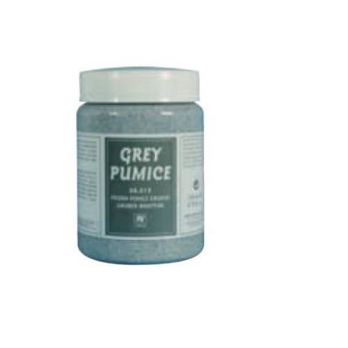 PASTA COLOR GRIS PIEDRA POMEZ GRUESA (200 ml)