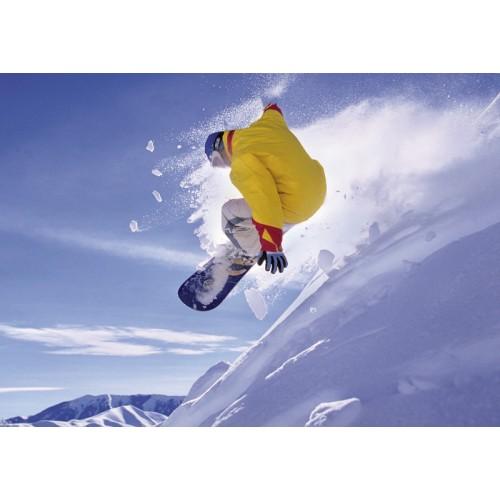 PUZZLE 500 PZS SNOWBOARD