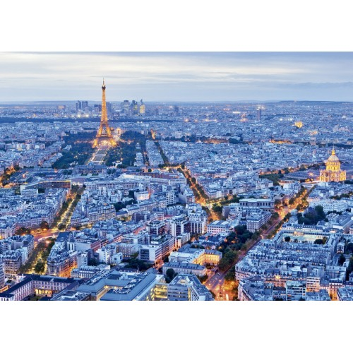 PUZZLE 1000 pzas. LUCES DE PARIS