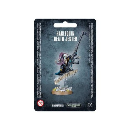HARLEQUIN DEATH JESTER - GAMES WORKSHOP 58-15