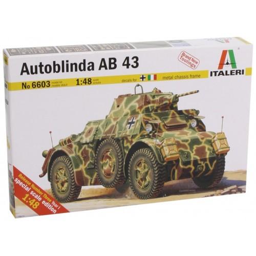 AUTOBLINDADO AB-43
