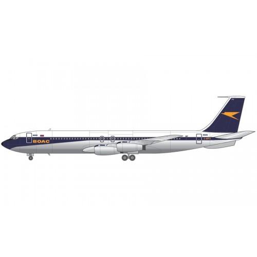 BOEING 707-436 (BOAC - AIR INDIA) 1/144 - Airfix A05171