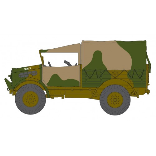 CAMION BEDFORD MWD 1/48 - Airfix A03313