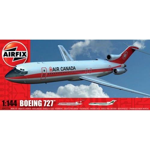 BOEING 727 (AIR CANADA / ALITALIA) 1/144
