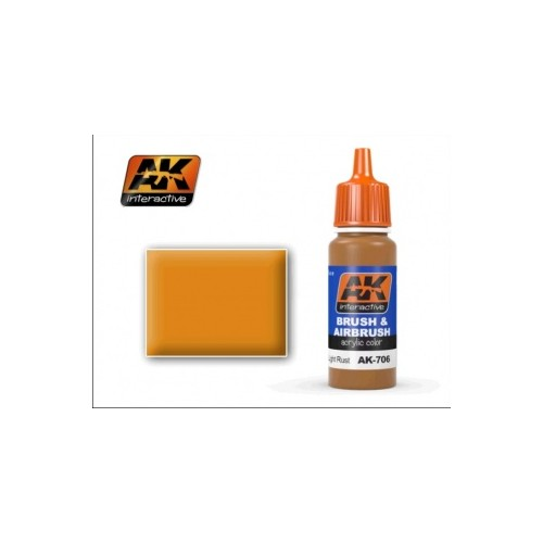 PINTURA ACRILICA LIGHT RUST (17 ml)