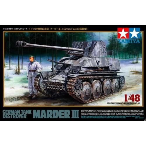 CAZA CARROS SD.KFZ. 138 MARDER III