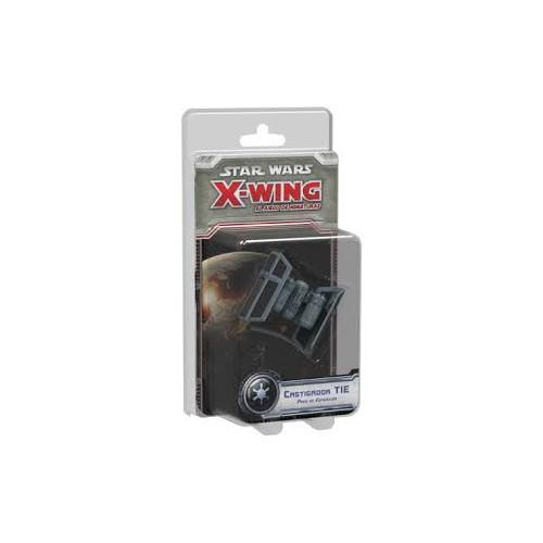X-WING: CASTIGADOR TIE