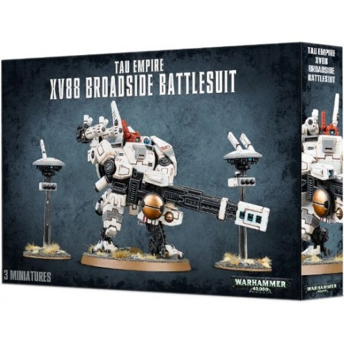 TAU XV88 BROADSIDE BATTLESUITE