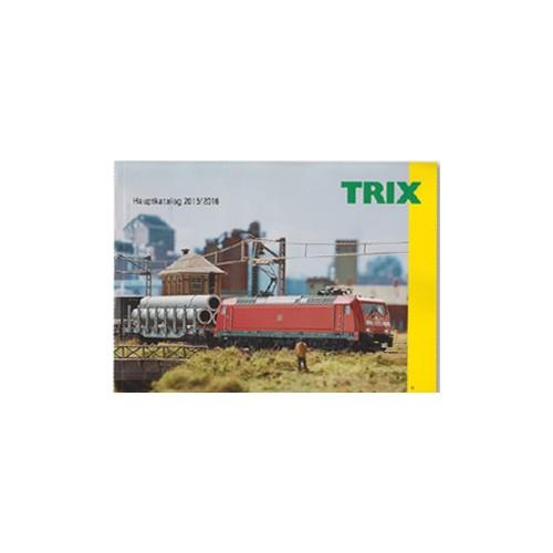 CATALOGO TRIX 2015-2016