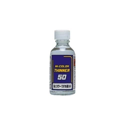 DILUYENTE ACRILICO MR. COLOR (50 ml)