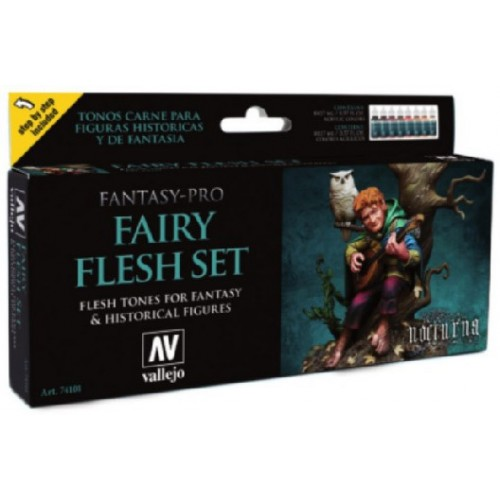 FANTASY-PRO: FAIRY FLESH SET