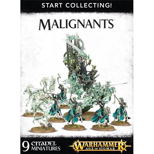 START COLLECTING MALIGNANTS - GAMES WORKSHOP 70-93