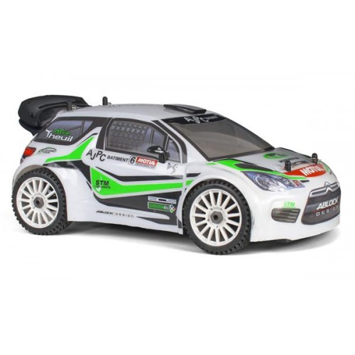 COCHE DS3 RALLY GAME BRUSHLESS RTR 1/8