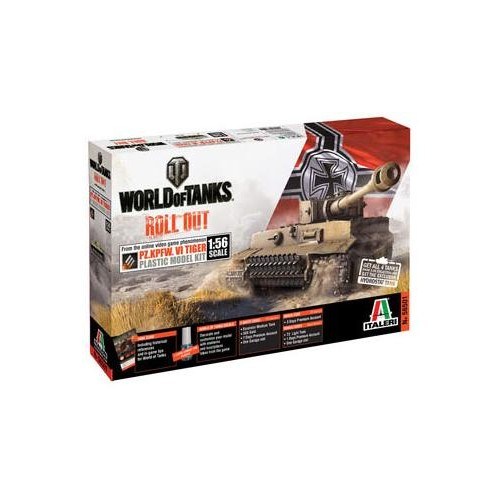World of Tanks: CARRO DE COMBATE SD.KFZ. 181 TIGER I