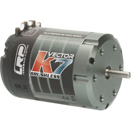 MOTOR BRUSHLESS - VECTO k7 - 10.5T LRP 50451