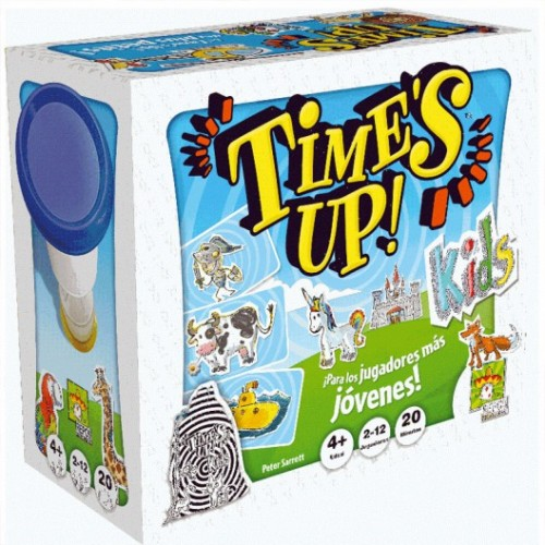 TIMES UP KIDS ASMODEE