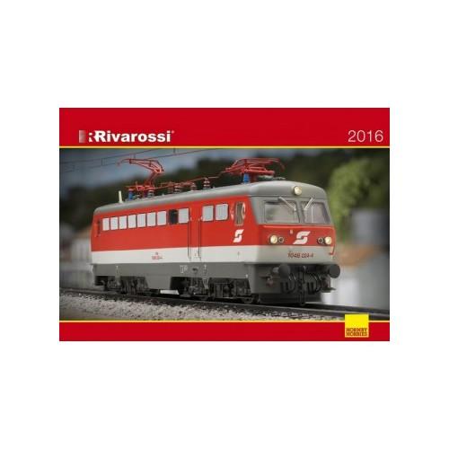 Catalogo General Rivarossi 2016 H0