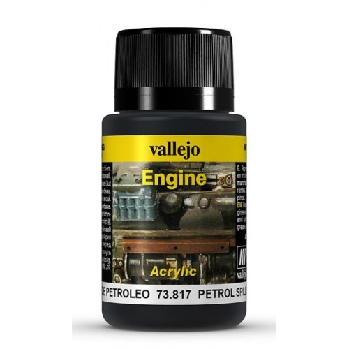 Weathering Effects: EFECTO SALPICADURA DE PETROLEO 40 ml - VALLEJO 73817