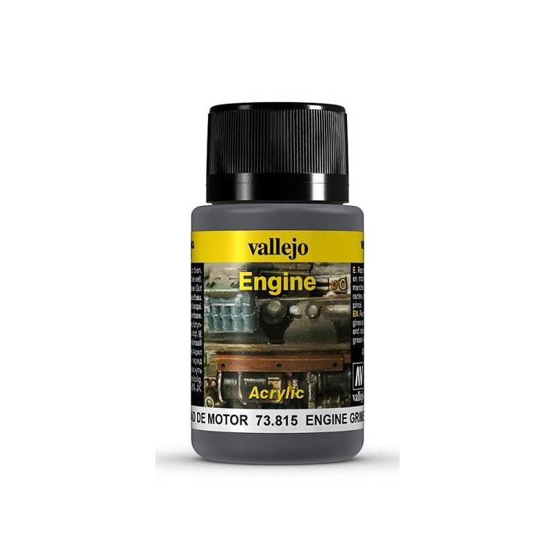 Weathering Effects Efecto Suciedad De Motor 40 Ml