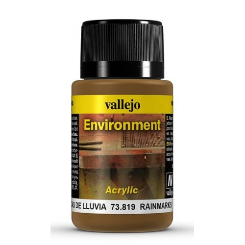 Weathering Effects: EFECTO MARCAS DE LLUVIA 40 ml - VALLEJO 73819