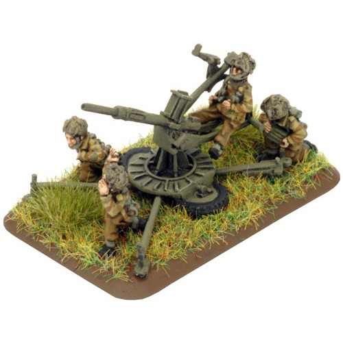 CAÑONES AA 20MM POLSTEN PARACAIDISTAS - FLAMES OF WAR BR530