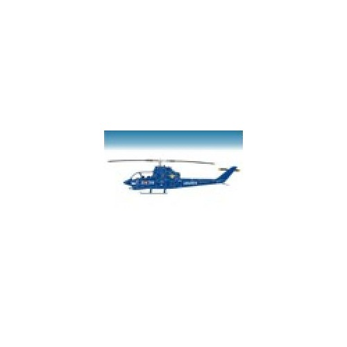 CALCAS AH-1 G COBRA (7ª ESC. ARMADA) 1/48 - Series Españolas SE2548