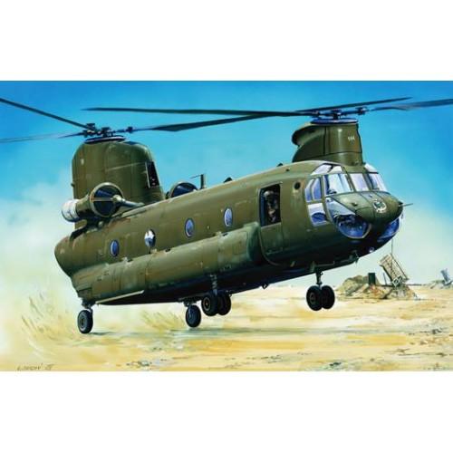 BOENIG VERTOL CH-47 D CHINOOK - Trumpeter 01622