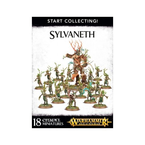 START COLLECTING SYLVANETH - GAMES WORKSHOP 70-92