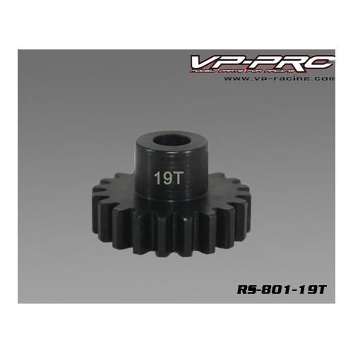 PIÑON 19T PARA MOTOR ELECTRICO - VP PRO RS801- 19T