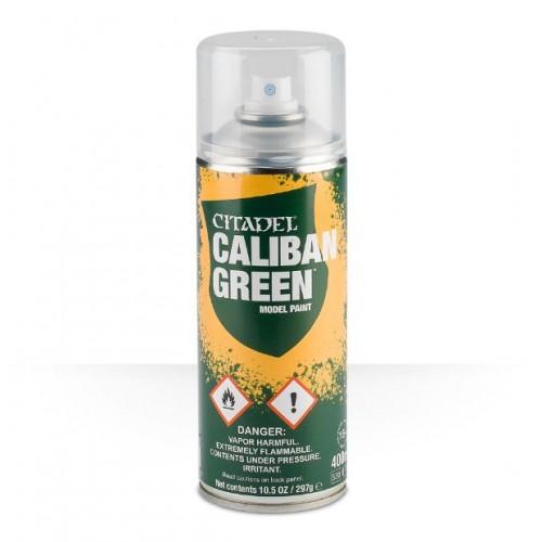 SPRAY PINTURA CALIBAN GREEN 400ML