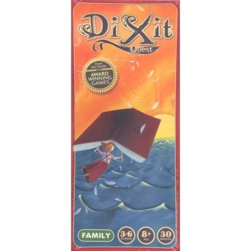 DIXIT 2 QUEST DIXIT