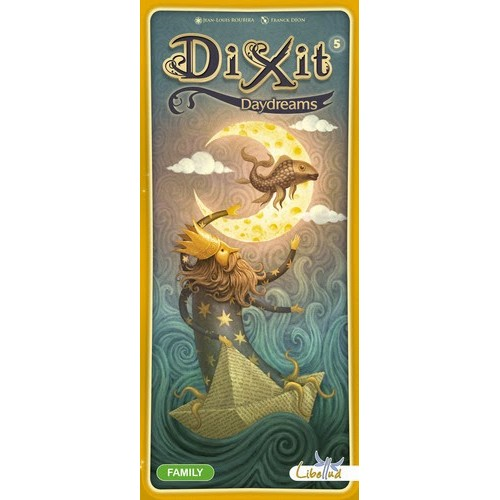 DIXIT 5 DAYDREAMS DIXIT