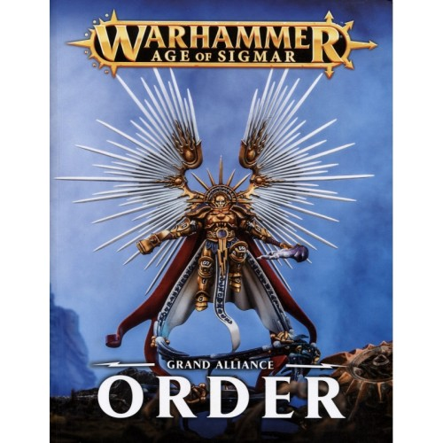LIBRO GRAND ALLIANCE ORDER (ESPAÑOL)