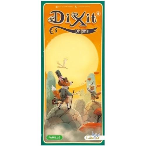 DIXIT 4 ORIGINS DIXIT