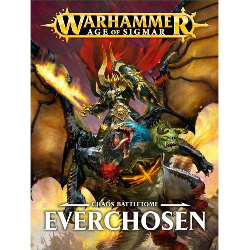 BATTETOME EVERCHOSEN ESPAÑOL TAPA BLANDA - GAMES WORKSHOP 83-39