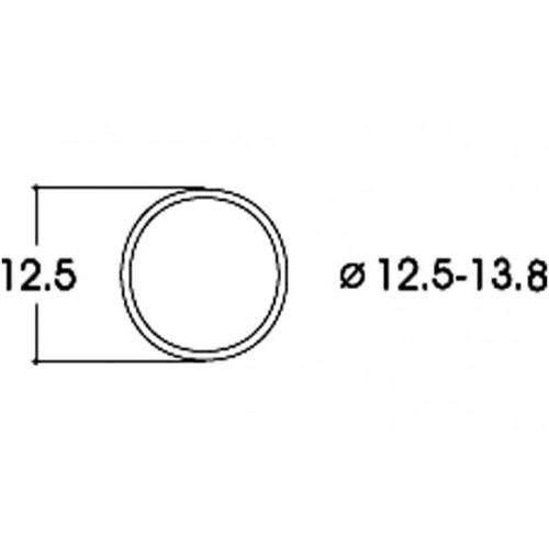 AROS DE ADHERENCIA (10 UNDS) DIAM 12,5 - 13,8 mm