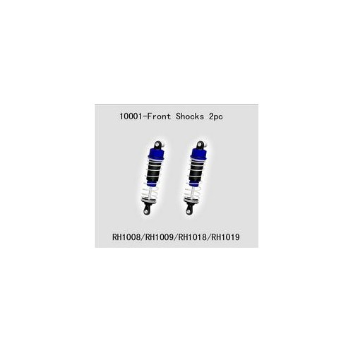 AMORTIGUADOR DELANTERO 1/10 (2 unidades) - VRX 10001