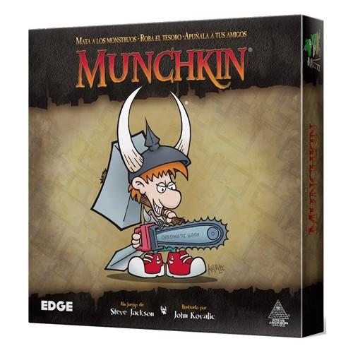 MUNCHKIN (Juego Basico)
