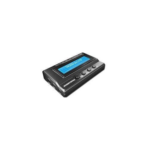 HOBBYWING PROGRAM BOX MULTIFUNCIONES (PROGRAMACION VARIADORES, COMPROBADOR DE BATERIAS LIPO, Y ADAPTADOR USB PARA PC)