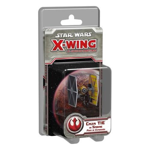 X-WING: CAZA TIE DE SABINE - EDGE SWX59
