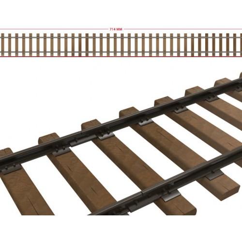 VIAS DE FERROCARRIL (RUSAS) - MiniArt 35565