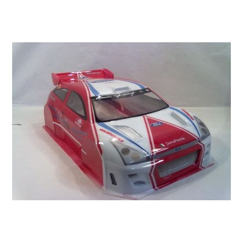 CARROCERIA FORD FOCUS 1/8 (SIN PINTAR)