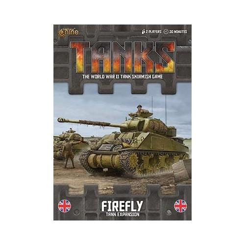 TANKS: SHERMAN FIREFLY (ESPAÑOL) - TANKS 07S