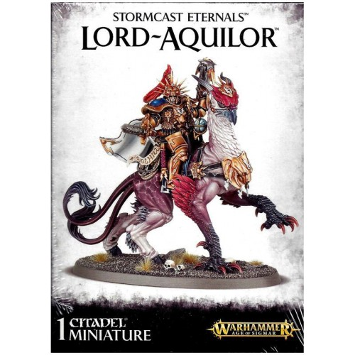 STORMCAST ETERNALS LORD AQUILOR GAMES WORKSHOP 96-32
